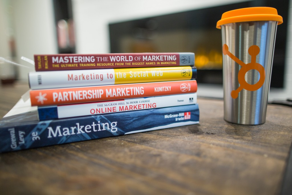 Marketing and SEO Books