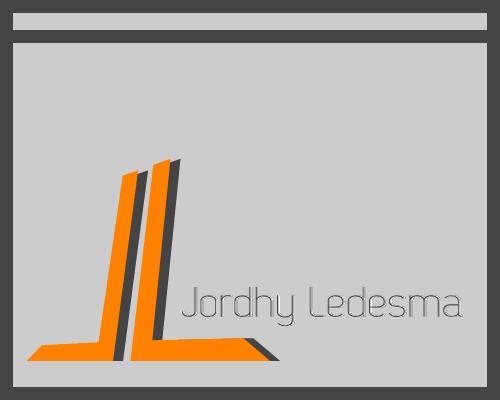 Logo jordhy ledesma